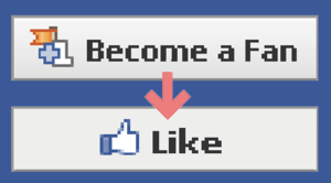 2010Sep29 Facebook Like Button
