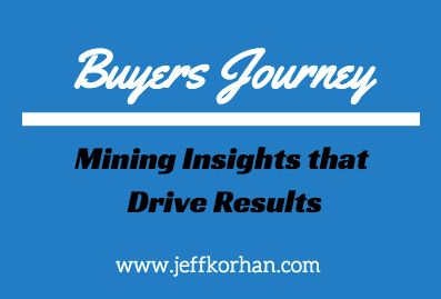 Buyers Journey: Mining Insights that Drive Results